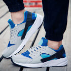 Men's Running Sports Fashion Sneakers Breathable Casual Walking Athletic Shoes