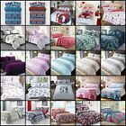 Duvet Cover With Pillowcases Quilt Cover Bedding Set Single Double King All Size image