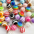 10/40/200pcs Colorful Plastic Button Sewing Clothes Buttons Craft Doll Kid
