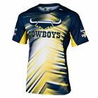 NRL North QLD Cowboys 2017 Platinum T-Shirt  Sizes S - 5XL