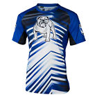 NRL Canterbury Bulldogs 2017 Platinum T-Shirt  Sizes S - 5XL