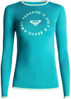 ROXY SUNSET LS Lycra 2016 dark jade UV Shirt