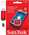 SanDisk Micro SD Card 32GB 16GB 8GB TF Flash memory Card Samsung S9 S8 LG G7