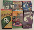 VEGGIE TALES ~ VHS ~ YOU CHOOSE TITLE AND QUANTITY ~ 1+ SHIPPING DISCOUNT