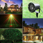 Light Shower Projector Holiday Outdoor Led Laser Home Xmas Lighting Red Green