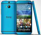 HTC One M8 32GB (EMEA) Factory Unlocked 4G Phone - Gray/Silver/Gold/Blue/Red US