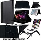 """For Various RCA 7"""" 8"""" 10.1"""" Tablet - Folio Stand Leather Cover Case"""
