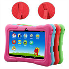7 quad core kids tablet android 5 1 dual cam wifi w disney app refurbished