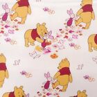 Disney Winnie the Pooh 100% Cotton Fabrics-8 designs Quilting Dressmaking