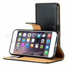 Apple iPhone 6 6Plus 6s 6sPlus Flip Leather Stand Wallet Cover Case