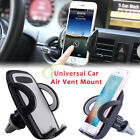 360° Car Air Vent Mount Holder Cradle Stand for Smart Cell Phone GPS Universal