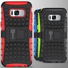 CoverON for Samsung Galaxy S8 Case - Atomic Series Kickstand Armor Phone Cover