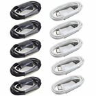 5x USB-C Charger Cable for LG G6 G5 Nexus 5x Pixel ZTE Zmax Pro Z981 Grand X 3 4