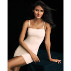 Maidenform Sleek Smoothing Strapless Slip #2058 Beige S, M, L, XL
