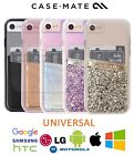 Case Mate Wallet Pockets ID Credit Card Adhesive Holder iPhone Samsung UNIVERSAL