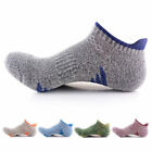 Hot ! Men Pure Cotton Slipping Sole Climbing Ankle Short Socks For Outdoor Sport
