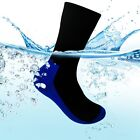 WATERFLY Mens Waterproof Socks Breathable Bamboo Fiber Hiking Comfort Bike Socks