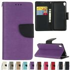 Lanyard Leather Stand Cards Wallet Anti-drop Case Cover For Sony Xperia XA E5