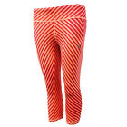 Puma Graphic Running 3/4 Dry Cell Womens Peach Fitness Tight 513759 03 OPD21