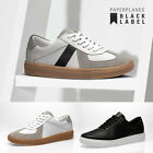 PaperPlanes BlackLabel Mens Casual Shoes Fashion Lace Up Leather Sneakers 2008