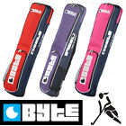 Byte Club Field Hockey Stick & Accessories Bag With Shoulder Strap & Pockets