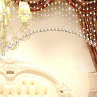 New Luxury Glass Beads Drapes Partitio Wedding Backdrop Hanging Curtain-1 Meter