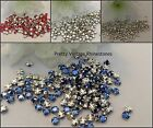 Swarovski Rose Montees 10ss (2.8mm) Vintage Prong Set Pk 30 CRAFT COLOUR CHOICE