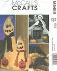 McCall's 5488 Halloween Decorations    Sewing Pattern