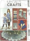 McCall's 5547 Holiday Items    Sewing Pattern