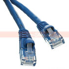 Внешний вид - Cat5 Cat5e Ethernet Patch Cable 1.5 3 5 6 7 10 15 20 25 30 50 75 100 200ft Lot