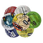 ONE Mixed Pleasure Condoms - Choose Pack Size
