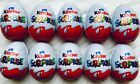 5; 10 pcs Kinder Chocolate eggs with surprise toy inside