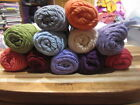 Brown Sheep COTTON FLEECE Yarn - 17 Color choices