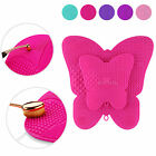 Внешний вид - Silicone Makeup Brush Cleaner Pad Washing Scrubber Board Cleaning Mat Small
