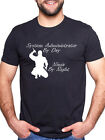 SYSTEM ADMINISTRATOR BY DAY NINJA BY NIGHT PERSONALISED T SHIRT