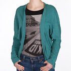 Bench Backedup Jacket Green Melange Damen Jacke Sweatjacke Pullover Grün