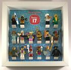 Lego Minifigures Display Case Picture Frame for Series 17  mini figures