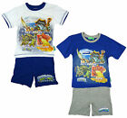 Boys Skylanders Bring Them To Life Shorty Pyjamas 6-12 Years  SALE