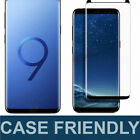 S-Tech Full Tempered Glass Screen Protector For Samsung Galaxy S8 / S8 Plus