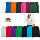 Fruit of the Loom Lightweight Raglan Sweat Damen Pullover 62146 2er Set