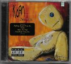 Issues by Korn CD November 1999 (PA) Epic/Immortal Records