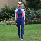 Woman Full Suit Scuba Surfing Rash Guard Swimwear Stinger Dive Skin Jumpsuit