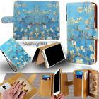 Leather Flip Card Wallet Stand Cover Case For Various Landvo Model SmartPhones