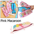 Various Zipper Stationery Pencil Case Cosmetic Make Up Bag Pouch Pen Storage UK