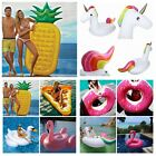 Inflatable Swim Pool Floats Raft Swimming Fun Water Sports Beach Adult Kid Toy