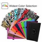 Fintie New Apple iPad 360 Rotating PU Leather Smart Stand Case Cover Wake/Sleep