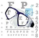 Deep See Clarity Mask with Bifocals for Scuba Diving, Snorkeling, Swimming - NEW