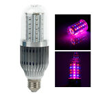 US 43W /60W E27 LED Grow Light Blub For Flower Plant Veg Hydroponic Indoor Lamp