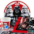 STAR WARS THEMED PARTY TABLEWARE Birthday Movie Party Tableware and Decorations