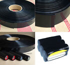 2M Black PVC Heat Shrink Tube Wrap Lipo Li-ion Ni-MH RC Battery Pack 7-505mm